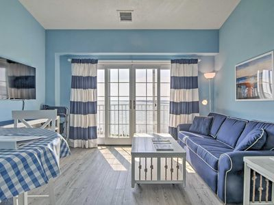 Photo for NEW! Updated Ocean City Condo - 2 Blocks to Beach!