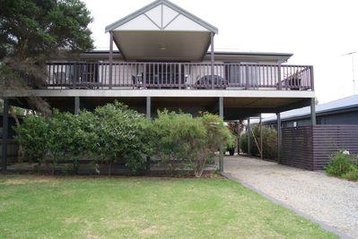 Large balcony for BBQ's & entertaining