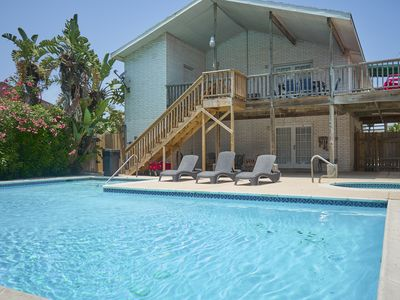 Photo for Casa Mezquite B - Awesome 2 Bedroom Condo, Walk to the Beach -  PadreVacation