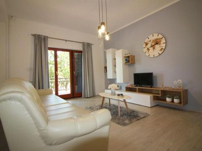 Photo for Holiday apartment Poreč for 4 - 6 persons with 2 bedrooms - Holiday apartment in a two family house