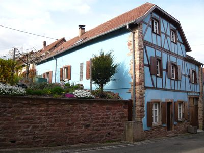 Photo for Cottage 8 to 11 people nearby Obernai