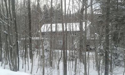 Mount Snow Rental Beautiful 5BR+ Home with Hot Tub, Sauna, Pool Table and more!