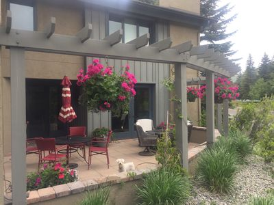 Photo for Spacious/Sunny! Elkhorn Cottage Condo, Lovely Patio for Year Round Living