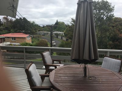 Photo for Sunny 3 bedroom home in a peaceful New Plymouth suburb