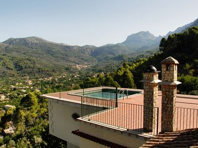 Photo for Exclusive Mallorcan finca in Soller