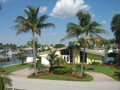 Photo for Waterfront with Yacht - Newly Remodeled & Furnished