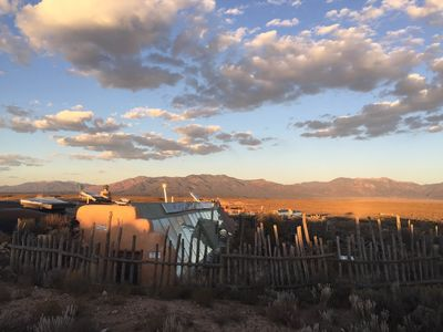 Photo for Earthship Haven in the Greater World Community