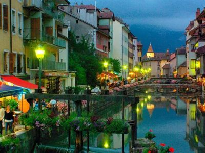 Photo for ANNECY QUIET AND ROMANTIC HISTORY