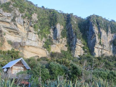 Photo for Seascapes Punakaiki a Luxury self-contained house.