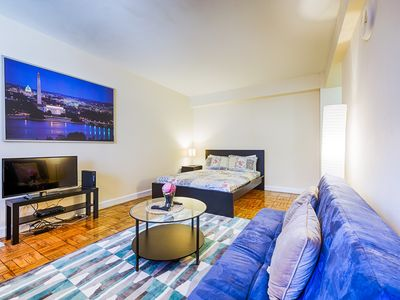 Photo for Apartment Vacation Rental in Washington, District of Columbia