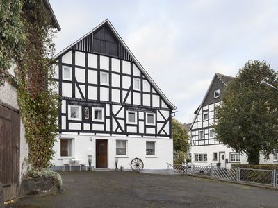"Photo for ""Stay"", stylish half-timbered house for groups / seminars, large garden, sauna"