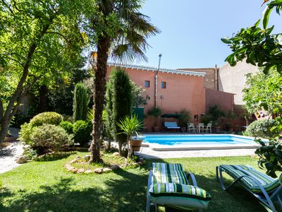 Photo for Charming country house with private pool