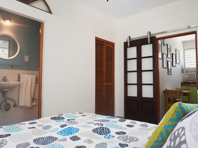 Cozy Studio near Ocean Park Beach, Loiza Street and Condado
