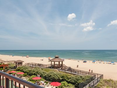 Photo for The Penthouse: End Unit Condo on Top Floor Offers Best Oceanfront Views on 2 Sides
