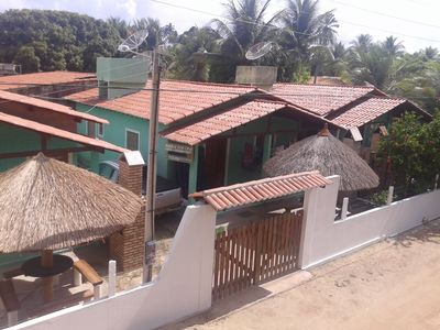 Photo for Enjoy this paradise, 150m from the sea, ideal for family atmosphere, beautiful beach