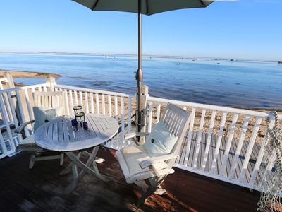 Photo for Sunsets Galore from this Waterfront Condo!