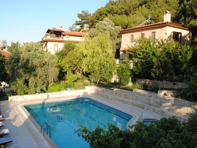 Photo for Peaceful Country Cottage Villas with private pool & amazing views in Islamla