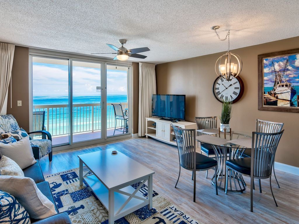 Pelican 11th floor 1 bedroom condo on the beach destin - 1 bedroom condos in destin fl on the beach ...