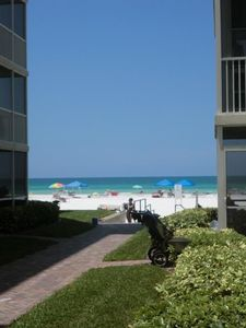 Photo for completely remodeled condo/on beach 1st floor