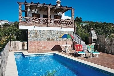 Photo for One bedroom Villa, sleeps 2 in Nerja with Pool and WiFi