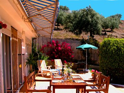 Photo for Delightful 2-bedroom bungalow 'Vinuela', sleeps 4, in country holiday complex
