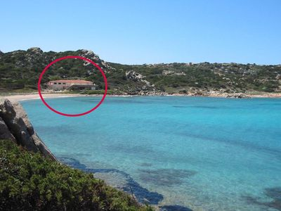 Photo for Unique apartment of its kind, private access to the sea, ideal for families