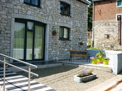 Photo for Ardennes Rural Gîte Standing 5 ch / 5 bathrooms including 1 on the ground equipped for PMR