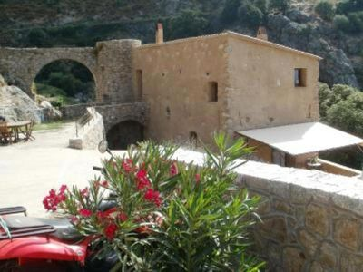 Photo for 2BR Guest House/pension Vacation Rental in Occhiatana, Corse