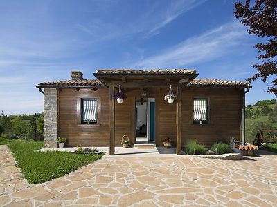 Photo for Vacation home Rosa  in Motovun, Istria - 5 persons, 2 bedrooms