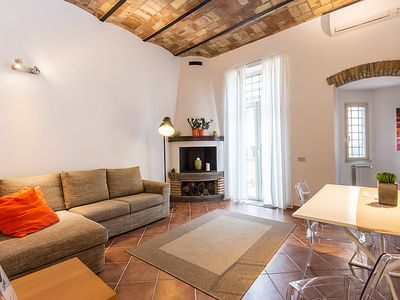 Photo for Apartment Barberini San Basilio in Roma: Piazza di Spagna - 3 persons, 2 bedrooms
