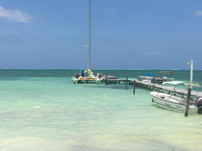 Photo for 1BR Hotel Vacation Rental in caye caulker, belize
