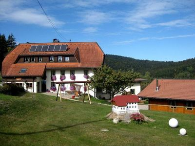 Photo for Holiday apartment Dachsberg for 2 - 4 persons with 2 bedrooms - Holiday apartment in a farmhouse