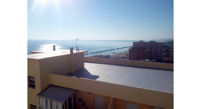 Photo for Renovated apartment Montesilvano center sea view last floor