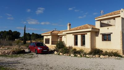 Photo for Villa in Country Side with Private Pool and Mountain Views