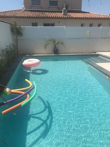 Photo for Villa with pool between Montpellier and the sea