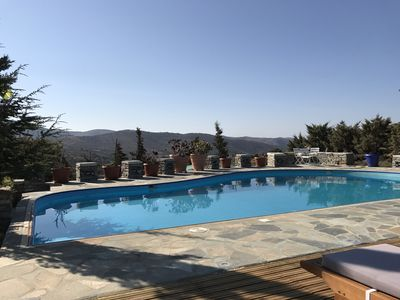 Photo for Villa POSEIDON with private pool - Ideal for Families or group of friends