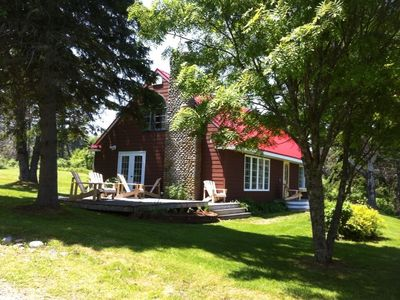 Photo for Charming Nova Scotia Oceanfront Vacation Rental