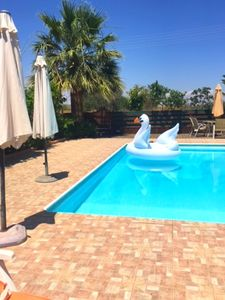 Big villa with swimming-pool and Wifi