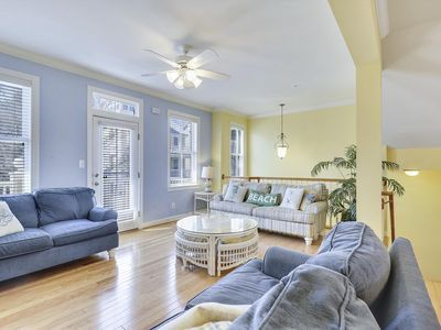Photo for Lovely Townhome on Quiet Bayside (67th St.) - Wi-Fi, Pools, Clubhouse & more!