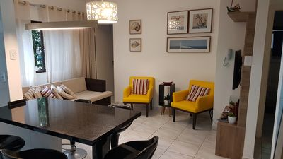 Photo for 2BR Apartment Vacation Rental in GUARUJA, SAO PAULO