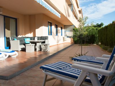 Photo for Casa La Marjal Denia | Ground floor apartment Free WIFI
