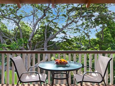 Photo for Waikomo Stream Villas #432: Updated Gem with Lovely Garden View!