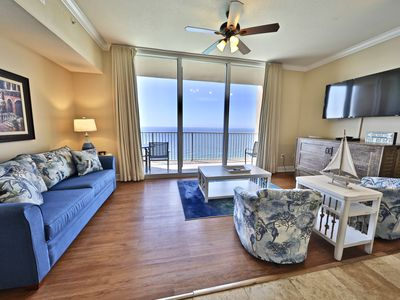 Photo for Tidewater 2 BR+Bunks 3 BA Seelps 10 Deals  2 Free Beach Chairs 3/1-10/31