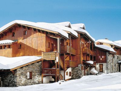 Photo for Vacation home Les Montagnettes Soleil 1 (VTH303) in Val Thorens - 8 persons, 4 bedrooms