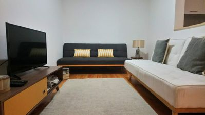 Photo for Amazing Apartment with Yard in Alfama