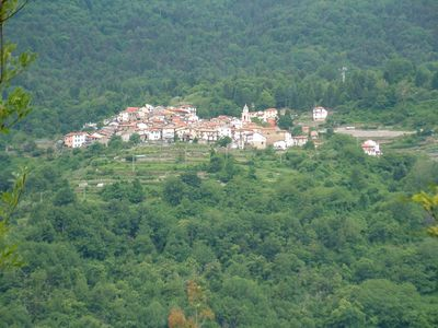 Photo for holiday home Italian Riviera free WiFi hiking cycling nature beach forest