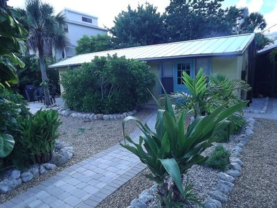 Photo for 150 FEET TO PRIVATE BEACH! Manasota Key Beach Cottage  PRIVATE HOME!