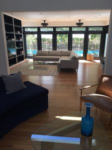 New Double Living Room