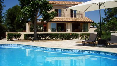 Photo for Special villa within walking distance of one of the very best beaches in Cyprus.