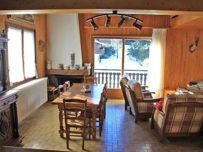 """Photo for 6 room apartment / 12 people on the 1st floor on 2 levels. The residence """"La Copinière"""" is a"""